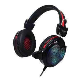 Fone De Ouvido Gamer Com Microfone Gh-x10 Preto 3386