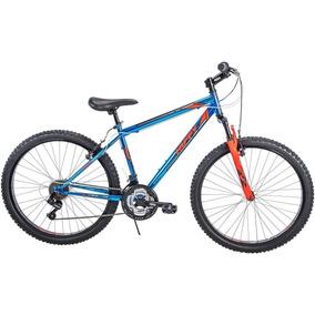 Huffy - Bicicleta Montañera Aro 26 De 21 Velocidades