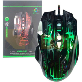Mouse Gamer Weibo Wb 912