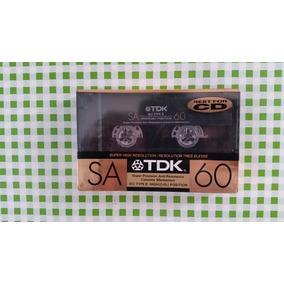 Casettes Tdk Sa60