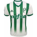136afdfdb1 Camisa Oficial Do Palmeiras Numero 2 2017 no Mercado Livre Brasil