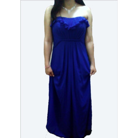 Vestidos color azul para promocion