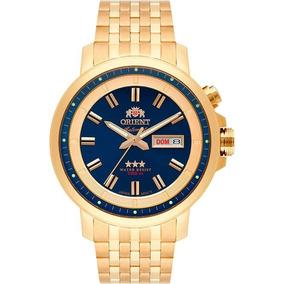 2f26be591e3 Orient Mostrador Preto Impecav l Mbss1 027 - Relógios no Mercado ...