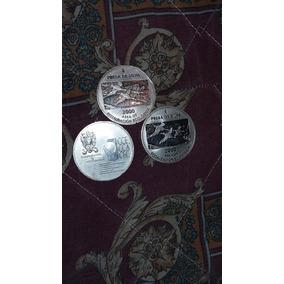 Medalla Plata.999 Estado De Guanajuato Presa De Silva