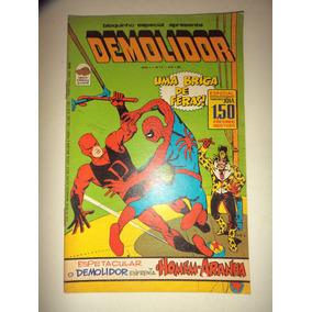 Demolidor 5 Editora Bloch 1975 Excelente