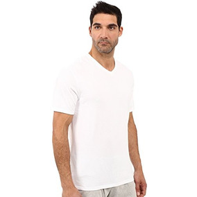 56ac028085593 Camisetas Tommy Hilfiger Cuello V Hombre - Ropa y Accesorios en ...