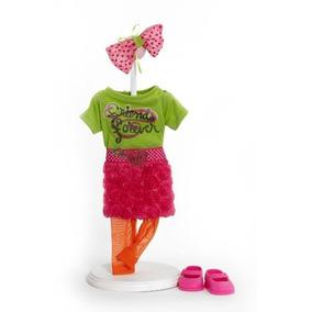 Madame Alexander Urban Garden Outfit Se Adapta A 18 Doll Fav