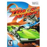 Hot Wheels Track Atack Nintendo Wii