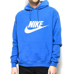 Blusa De Frio Da Nike Azul Claro - Moletom no Mercado Livre Brasil 8d9dd5efb2658