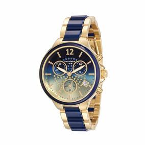 af0a64479d0 Relogio Feminino Chanel 40mm Dourado - Relógios De Pulso no Mercado ...