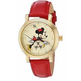 Reloj Rojo Minnie Mouse en Mercado Libre México c19119e44582