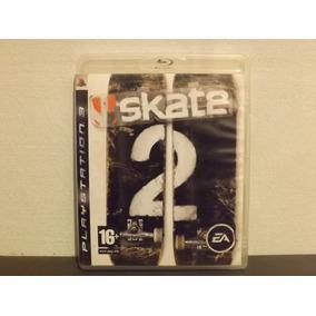 Ps3 Skate 2 - Original & Completo - Aceito Trocas...