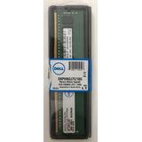 Dell Ampliación De Memoria - 16gb - 2rx8 Ddr4 Rdimm 2400mhz