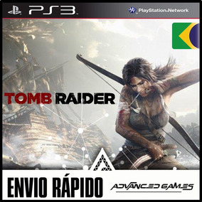 Jogo Tomb Raider - Midia Digital Playstation 3 Ps3 Psn
