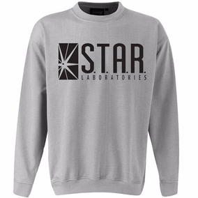 Moletom Sueter Star Laboratories Series Top Gola Redonda! 19d718ec5d6