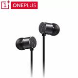 Fones De Ouvido Oneplus Bullets V2 Earphones Headset Preto