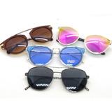 Kit C 12 Óculos De Sol Masc E Feminino No Atacado E Revenda 3496b33690