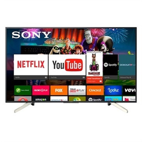 Smart Tv Led 65 Sony Kd-65x755f 4k Hdr Com Android, Wi-fi