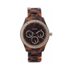 7ec555ffda4 Relógio Fossil Feminino Es2795 Importado Dos Eua Lindo - Relógios De ...
