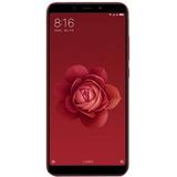 Celular Xiaomi Mi A2 - 64gb - Dual-sim - Vermelho