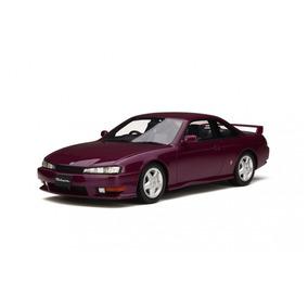 1/18 Otto Mobile Nissan Silvia S14a (art. Nuevo)