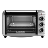 Horno Eléctrico 24lts Black And Decker Mod To3210ssd **4
