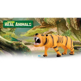 Tigre Colecao Real Animals - Bee Toys
