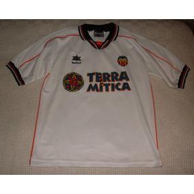 Camiseta Del Valencia Cf - Camisetas en Mercado Libre Argentina b1fbcfbd721b8
