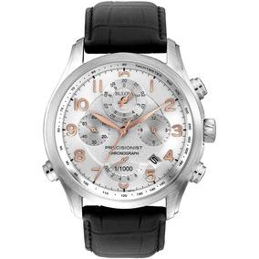 Relógio Bulova Masculino Cronógrafo Wb31747s *precisionist