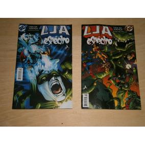 Liga Da Justiça E Espectro - Em 2 Partes R$ 20,00