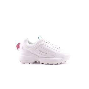 a6b3494cb6f36 Zapatillas Fila Mujer Blanca - Zapatillas Fila de Mujer en Mercado ...