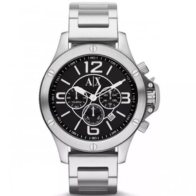 Relogio C840 Armani Exchange Ax1501 Caixa Manual