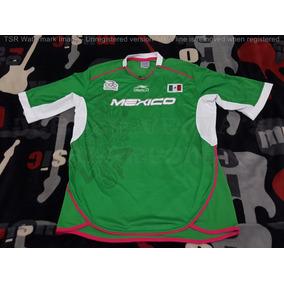 Jersey Mexico Olimpiadas Athenas 2004 Atletica Original 8dcc72c2eb361