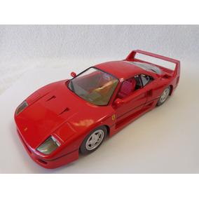 Ferrari F40 Burago Scala 1:24 Frete Grátis