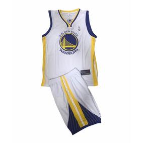 81b7a7e4661e4 Uniforme Baloncesto Golden State Warriors Nba Envio Gratis.   60.000