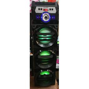 Se Vende Torre Parlantes Bluetooth Karaoke