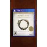 Juego Ps4 Elder Scrolls Online