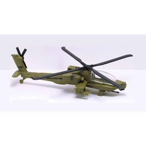 Ah-64a Apache Maisto Tailwinds Helicóptero