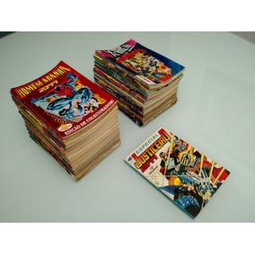 Homem-aranha 2099 + X-men 2099 + Especial Justiceiro 2099