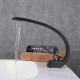 Beelee Diseño Creativo De Un Solo Orificio Sola Manija Baño