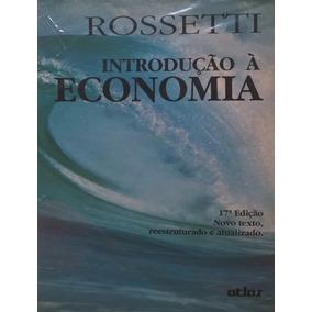 Introducao A Economia Rossetti Pdf