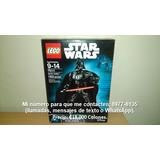 Figura Muñeco Juguete Lego Star Wars Darth Vader, Original