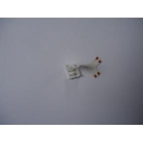 Kit Conector L Fita Led8mm(10pç) + Conector Emenda 8mm(20pç)