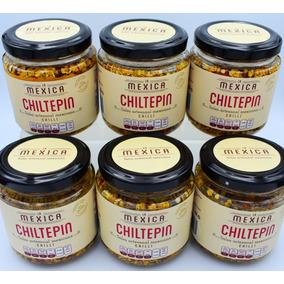 Salsa De Chiltepin!, Artesanal, Gourmet Six Pack