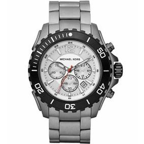 Relogio Michael Kors Titanium Mk8230 Cronograph