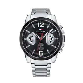 Relógios Masculinos Tommy Hilfiger Decker Pulseira De Aço