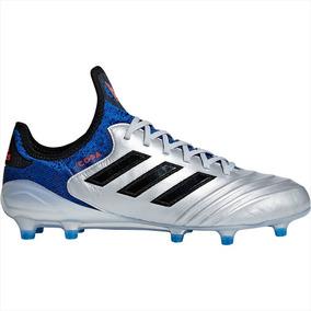 Zapatos Adidas Soccer Predator Plata en Mercado Libre México 78e1d9030a7ca