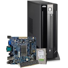 Micro Computador Completo Dual Core J3060 Hd 1tb Ddr3 4gb