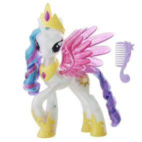 My Little Pony The Movie Celestia Con Brillo E0190 Hasbro