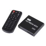 Reproductor Hd 1080p Hdmi Disco Duro Multimedia Sd Ranura